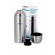 Термос вакуумный 1литр Solidware (LUO TUO) SVF-1000R4 (С верблюдом)
