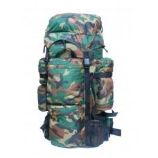 Рюкзак экспедиционный, 100 литров,  камуфляж, арт. 9173