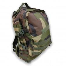 Рюкзак Тактический PATRIOT РТ-028, Tactica 7.62, 40 литров, цвет Вудланд (Woodland)