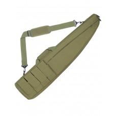 Чехол оружейный с лямкой (ружейный чехол - папка), 98 см, арт PB-112, цвет Олива, Olive