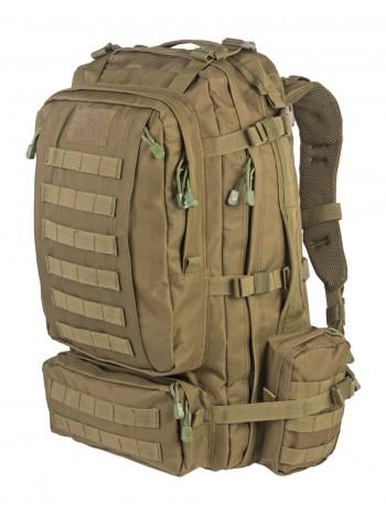 Рюкзак Тактический TOWER, Tactica 7.62, 45 литров, арт. РТ-303, цвет Олива (Olive)