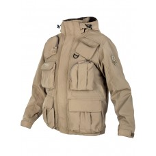 Куртка мужская демисезонная Tactical Pro Jacket 726 ARMYFANS, арт C018, цвет Хаки (Khaki)