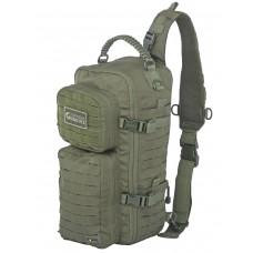 Однолямочный тактический рюкзак Gongtex Assault Sling Bag, 23 л, арт 0280, цвет Олива (Olive)