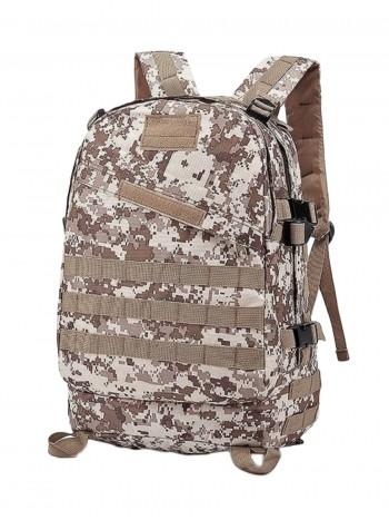 Рюкзак Тактический PATRIOT РТ-028, Tactica 7.62,  40 литров, цвет Цифровой песочный (Digital Desert)