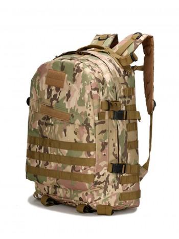 Рюкзак Тактический PATRIOT РТ-028, Tactica 7.62,  40 литров, цвет Мультикам (Multicam)