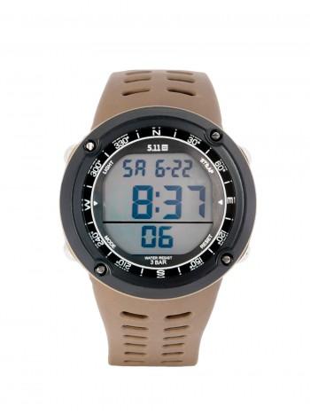 Тактические часы Tactical Series, Water Resistant, арт 006, цвет Черный/Койот (Black Coyote), Реплика