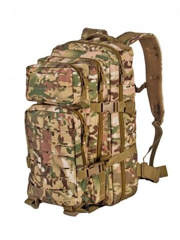 Рюкзак Тактический OUTLAST PK-440, Tactica 7.62, 28 литров, цвет Мультикам (Multicam)