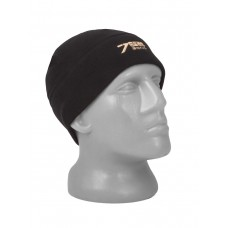 Флисовая шапка Tactical Fleece Hat, 7.26 GEAR, арт ZR01, цвет Черный (Black)