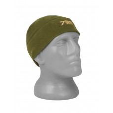 Флисовая шапка Tactical Fleece Hat, 7.26 GEAR, арт ZR01, цвет Олива (Olive)