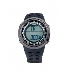Тактические часы Tactical Series, Water Resistant, арт 006, цвет Черный/Графитовый (Black Carbon), Реплика