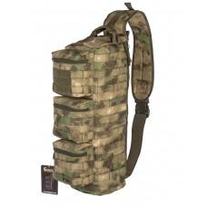 Рюкзак Однолямочный, Тактический, Gongtex Single Pack, 20 л, арт GB0310, цвет Атакс (A-TACS)