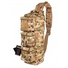 Рюкзак Однолямочный, Тактический, Gongtex Single Pack, 20 л, арт GB0310, цвет Мультикам (Multicam)