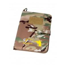 Армейский блокнот/ежедневник - GONGTEX CAMO COMBAT NOTEPAD, цвет Мультикам (Multicam)