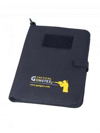 Армейский блокнот/ежедневник - GONGTEX CAMO COMBAT NOTEPAD, цвет Черный (Black)