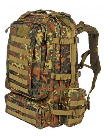 Рюкзак Тактический TOWER, Tactica 7.62, 45 литров, арт. РТ-303, цвет Флектарн (Flektarn)