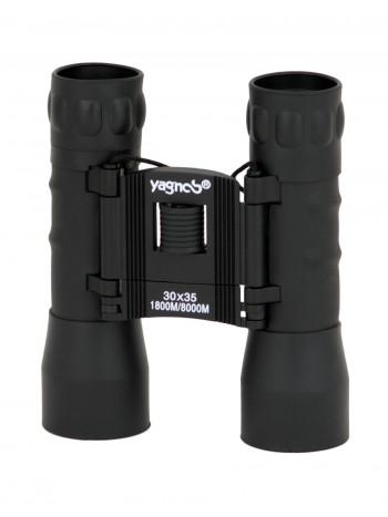 Бинокль Yagnob  30x35 (эконом), цвет черный