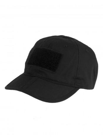 Мужская кепка бейсболка GONGTEX Folding Cap, цвет черный