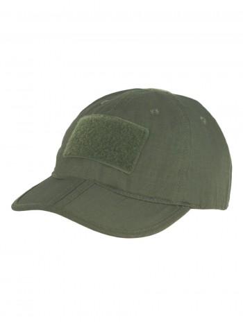 Мужская кепка-бейсболка GONGTEX Folding Cap, цвет олива