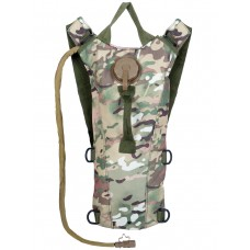 Гидратор (Питьевая система для рюкзака) HYDRATION BACKPACK, арт WB002, цвет Мультикам (Multicam)