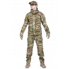 Костюм тактический мужской демисезонный GONGTEX Rescuer, цвет Мультикам (Multicam)