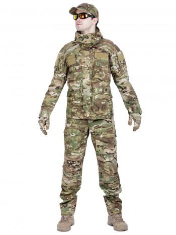 Костюм тактический мужской демисезонный GONTEX Rescuer, цвет мультикам