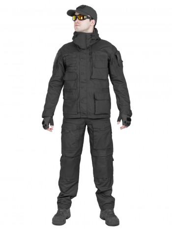 Костюм тактический мужской демисезонный GONTEX Rescuer, цвет черный