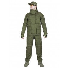 Костюм тактический мужской демисезонный GONGTEX Rescuer, цвет Олива (Olive)