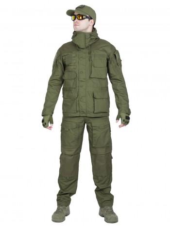 Костюм тактический мужской демисезонный GONTEX Rescuer, цвет олива