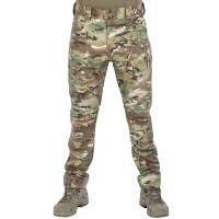 Брюки тактические мужские летние GONGTEX Commando, цвет Муль...