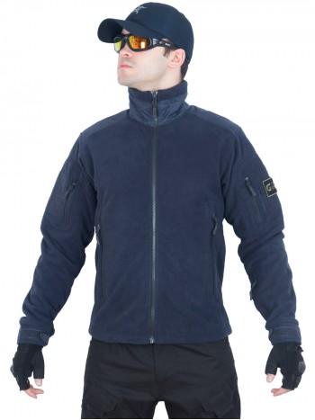 Куртка мужская флисовая GONGTEX Summit Fleece Jacket, цвет Темно-синий, Нави (Navi)
