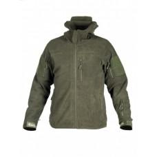 Куртка мужская флисовая GONGTEX Summit Fleece Jacket, цвет Олива (Olive)