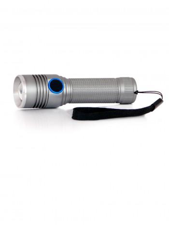 Фонарь светодиодный, мощный,  ручной, аккумуляторный, арт. WS-S18