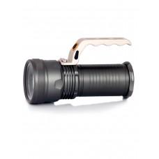 Фонарь светодиодный, мощный,  ручной, аккумуляторный, арт. 901