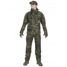 Костюм тактический мужской демисезонный GONGTEX Rescuer, цвет Флектарн (Flektarn)