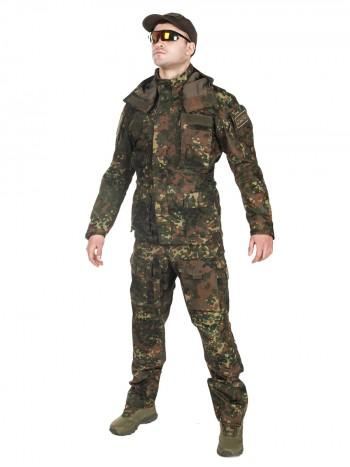 Костюм тактический мужской демисезонный GONTEX Rescuer, цвет Флектарн