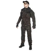 Костюм тактический мужской демисезонный GONGTEX Rescuer, цве...