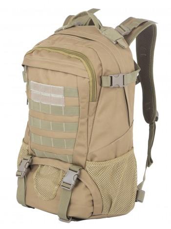 Рюкзак тактический ARMOR TACTICAL PACK, Tactica 7.62, 25 л, арт 080, цвет Койот (Coyote)
