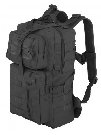 Рюкзак Тактический RECON, Tactica 7.62, 17 литров, арт РТ-807, цвет Черный (Black)