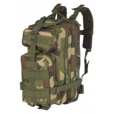 Рюкзак Тактический Scout, Tactica 7.62, 20 л, арт 3Р-1, цвет Вудланд (Woodland)