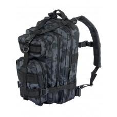 Рюкзак Тактический Scout, Tactica 7.62, 20 л, арт 3Р-1, цвет Темно-синий мультикам (Multicam Typhon)