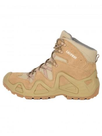 Тактические мужские высокие ботинки Lackwar Hiking Boots  LXZ004G, цвет Desert (Песок)