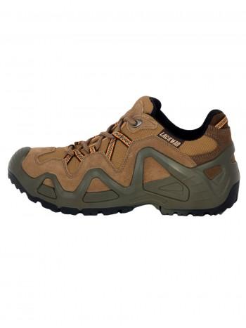 Треккинговые тактические  мужские кроссовки Lackwar LXZ006 Brown (коричневый)