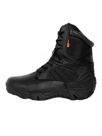 Тактические мужские ботинки (берцы) DELTA 0503, цвет Black (Черный)
