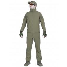 Костюм тактический мужской, демисезонный, Gongtex Ranger, цвет Олива (Olive)