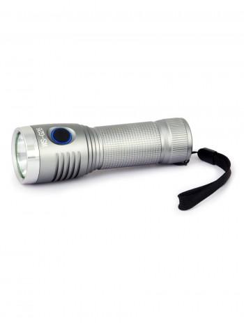 Фонарь светодиодный, мощный, ручной, аккумуляторный, арт. WS-G26