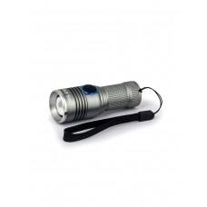 Фонарь светодиодный, мощный, ручной, аккумуляторный, арт. WS-S16