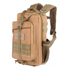 Рюкзак тактический Pilot Tactical Pack, Tactica 7.62, 20 л, арт 636, цвет Койот (Coyote)