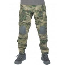 Брюки тактические мужские летние G3 Tactical Pants, с защитой коленей, ACTION STRETCH, RipStop, цвет цвет Атакс, Мох  (A-TACS)