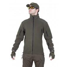 Флисовая куртка 762 GEAR Fleece Jacket, Tactica 762, арт 1393, цвет Олива (Olive)