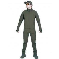 Костюм тактический мужской, демисезонный, Gongtex Outdoor Tactical Suit, цвет Олива (Olive)